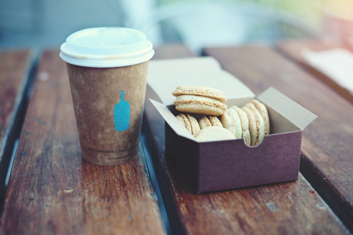 Get coffee with a friend and turn your phone off - The Finer Grinds by Aaron Aiken