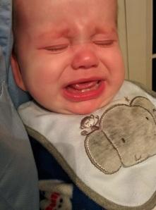 Mozzie Crying